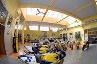 Moto racing les locaux d 39 alstare ouverts ce dimanche for Garage moto ouvert le dimanche