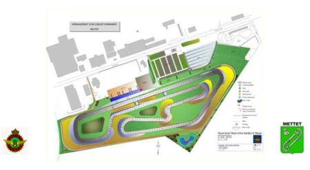 moto racing un nouveau circuit en belgique. Black Bedroom Furniture Sets. Home Design Ideas