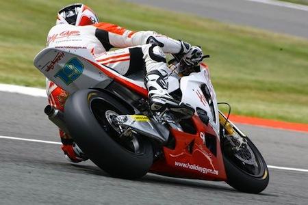 Xavier Siméon marque ses premiers points en Moto 2