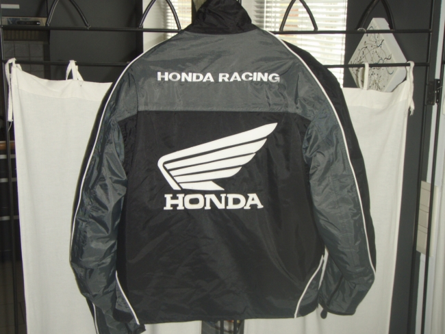 moto racing veste honda racing. Black Bedroom Furniture Sets. Home Design Ideas