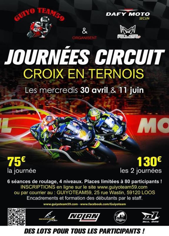 moto racing 11 juin croix en ternois. Black Bedroom Furniture Sets. Home Design Ideas
