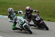 Cliquer pour agrandir la photo : Eric Geerdens en ERT (Endurance Racing Twin)
