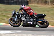 Cliquer pour agrandir la photo : Christian Charlier en ERT (Endurance Racing Twin)