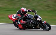 Cliquer pour agrandir la photo : Eric Geerdens en ERT (Endurance Racin Twin)